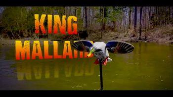 Mojo Outdoors Elite Series TV Spot, 'Spinning Wing Duck Decoy Line'