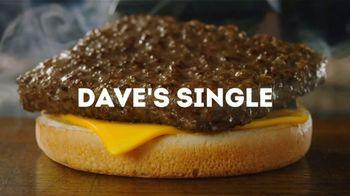 Wendy's Dave's Single TV Spot, 'Ready to Mingle' - Thumbnail 2