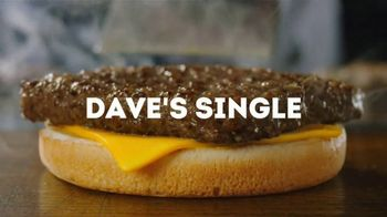Wendy's Dave's Single TV Spot, 'Ready to Mingle' - Thumbnail 3