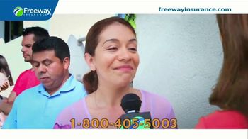 Freeway Insurance TV Spot, 'La entrevista' [Spanish]