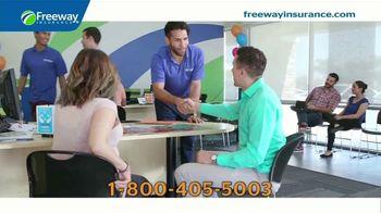 Freeway Insurance TV Spot, 'La entrevista' [Spanish] - Thumbnail 4
