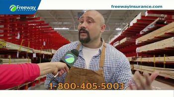 Freeway Insurance TV Spot, 'La entrevista' [Spanish] - Thumbnail 6