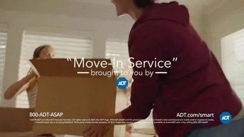 ADT TV Spot, 'Move In Service' - Thumbnail 10