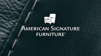 American Signature Furniture TV Spot, '10 Percent Off Storewide' - Thumbnail 3