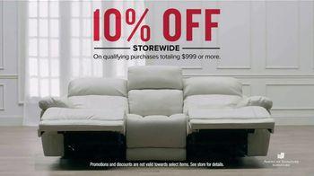 American Signature Furniture TV Spot, '10 Percent Off Storewide' - Thumbnail 5