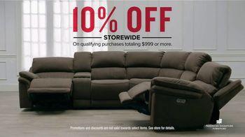 American Signature Furniture TV Spot, '10 Percent Off Storewide' - Thumbnail 6