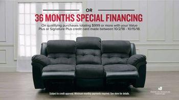 American Signature Furniture TV Spot, '10 Percent Off Storewide' - Thumbnail 8