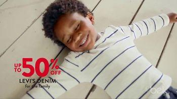 Belk Columbus Day Sale TV Spot, 'America's Favorite Denim Brand'