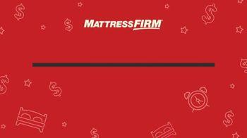 Mattress Firm Free Free Free Event TV Spot, 'Special Savings' - Thumbnail 1