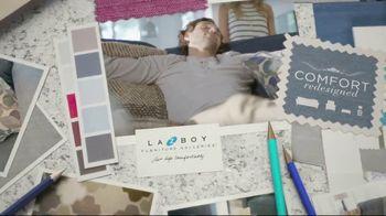 La-Z-Boy Columbus Day Sale TV Spot, 'Work Around That Special Piece' - Thumbnail 1
