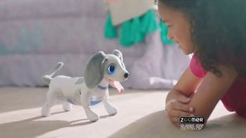 Zoomer Playful Pup TV Spot, 'He Moves & Sounds Just Like a Real Dog!' - Thumbnail 2