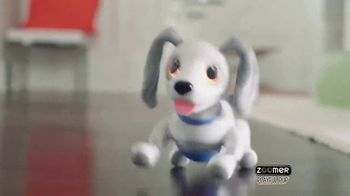 Zoomer Playful Pup TV Spot, 'He Moves & Sounds Just Like a Real Dog!' - Thumbnail 4