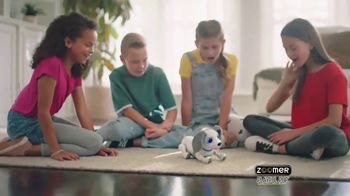 Zoomer Playful Pup TV Spot, 'He Moves & Sounds Just Like a Real Dog!'