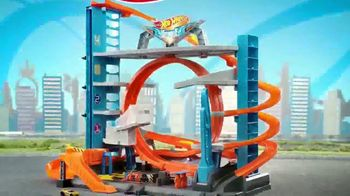 Hot Wheels Ultimate Garage TV Spot, 'Challenge Accepted'