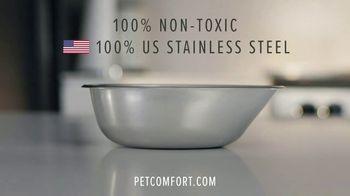 PetComfort Feeding System TV Spot, 'Sneaky Pete' - Thumbnail 7