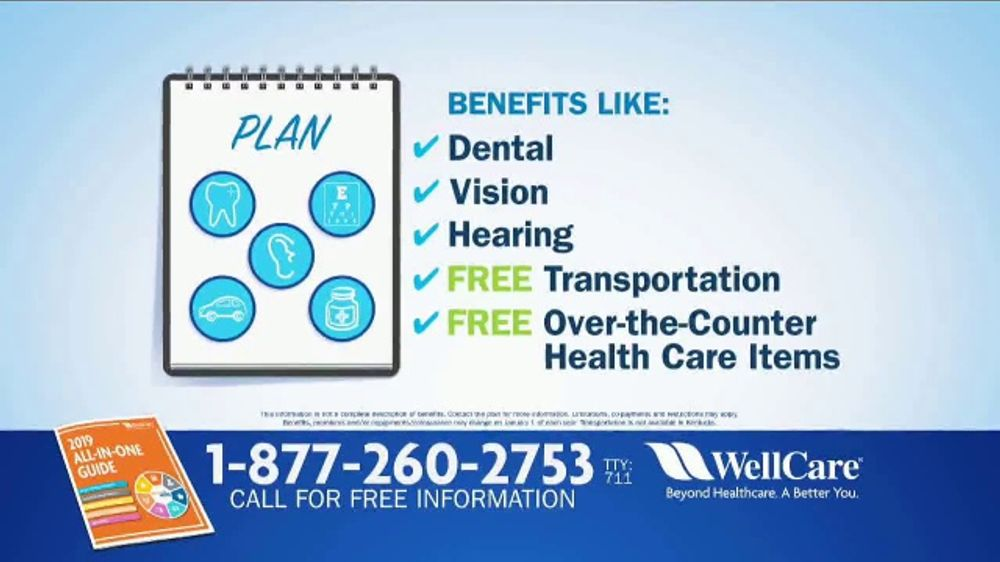 WellCare Medicare Advantage Plan TV Commercial, 'Open Enrollment'