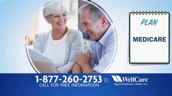 WellCare Medicare Advantage Plan TV Spot, 'Open Enrollment' - Thumbnail 1