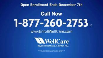 WellCare Medicare Advantage Plan TV Spot, 'Open Enrollment' - Thumbnail 8