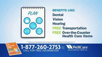 WellCare Medicare Advantage Plan TV Spot, 'Open Enrollment'