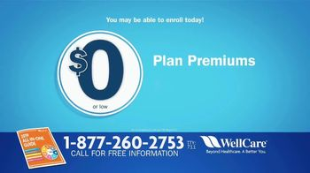 WellCare Medicare Advantage Plan TV Spot, 'Open Enrollment' - Thumbnail 3