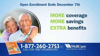 WellCare Medicare Advantage Plan TV Spot, 'Open Enrollment' - Thumbnail 5