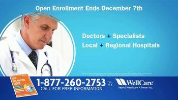 WellCare Medicare Advantage Plan TV Spot, 'Open Enrollment' - Thumbnail 6