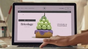 Squarespace TV Spot, 'Bricolage' song by Jacques Dutronc, Francoise Hardy