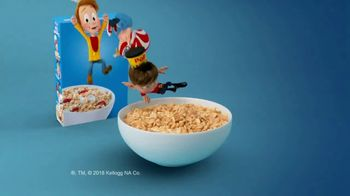 Rice Krispies TV Spot, 'Rainy Days' - Thumbnail 10