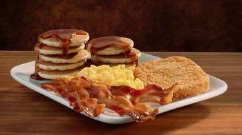 Jack in the Box Jumbo Breakfast Platter TV Spot, 'Deal Talk: Piggy Bank: Wimp' - Thumbnail 4