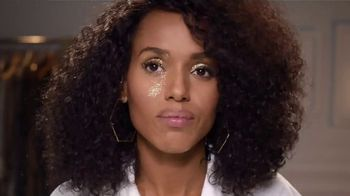 Neutrogena Makeup Remover Cleansing Towelettes TV Spot, 'Kerry Washington Conquers Glitter' - 6923 commercial airings