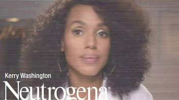 Neutrogena Makeup Remover Cleansing Towelettes TV Spot, 'Kerry Washington Conquers Glitter' - Thumbnail 1