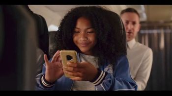American Airlines App TV Spot, 'The Best in Entertainment Travels With You'