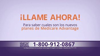 MedicareAdvantage.com TV Spot, 'Atención' [Spanish]