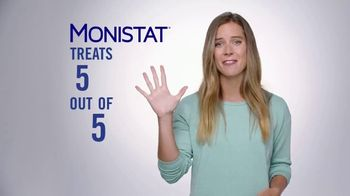 Monistat 1 TV Spot, 'Five Out of Five' - Thumbnail 7