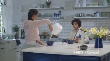 Sears Columbus Day Event TV Spot, 'Kenmore: los momentos' [Spanish]
