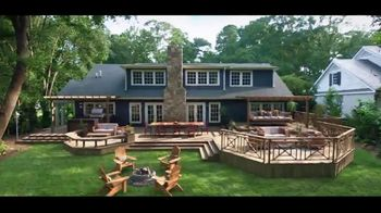 YellaWood TV Spot, 'Five-Star Backyards: Sketchpad'