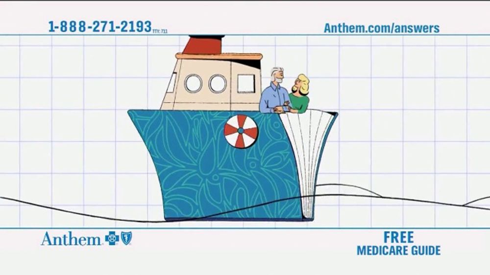 Anthem Blue Cross and Blue Shield TV Commercial, 'Begin ...