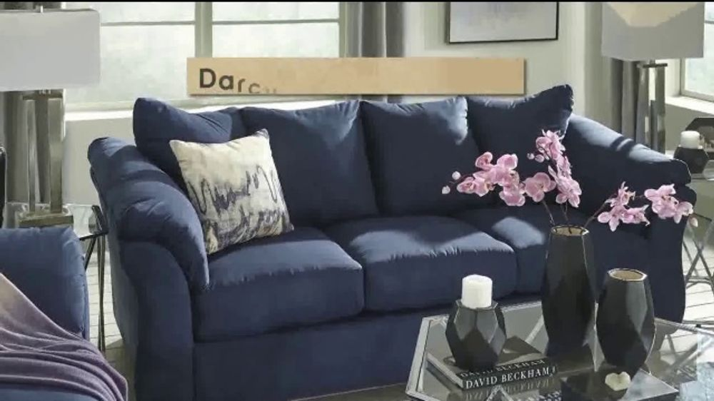 Admirable Ashley Homestore Columbus Day Sale Tv Commercial Final Days Sofa Video Ibusinesslaw Wood Chair Design Ideas Ibusinesslaworg