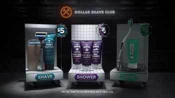 Dollar Shave Club Starter Set TV Spot, 'Get Ready' Song by Steve Lawrence - Thumbnail 8