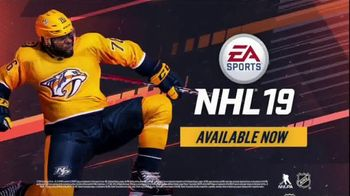 NHL 19 TV Spot, 'Launch Trailer' Song by Ohana Bam - Thumbnail 9