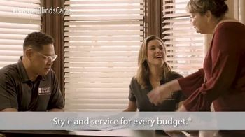 Budget Blinds TV Spot, 'Giving Back' - Thumbnail 6