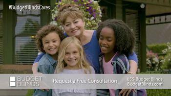 Budget Blinds TV Spot, 'Giving Back'