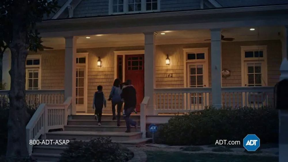 ADT TV Commercial, 'More Than Just a Yard Sign'