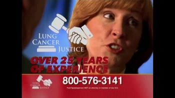 James C. Ferrell TV Spot, 'Lung Cancer Justice' - Thumbnail 6