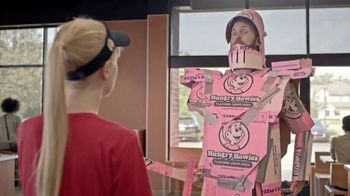 Hungry Howie's Breast Cancer Awareness Month TV Spot, 'Love, Hope and Pizza'