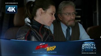 DIRECTV Cinema TV Spot, 'Ant-Man and the Wasp'