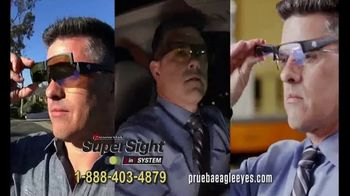 Eagle Eyes SuperSight TV Spot, 'Mejora su visión' [Spanish] - Thumbnail 7