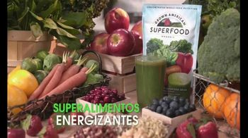 Grown American Superfoods TV Spot, 'Una mezcla increíble' [Spanish]