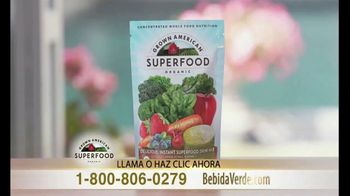 Grown American Superfoods TV Spot, 'Una mezcla increíble' [Spanish] - Thumbnail 6