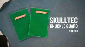 SkullTec Knuckle Guard TV Spot, 'Additional Protection'